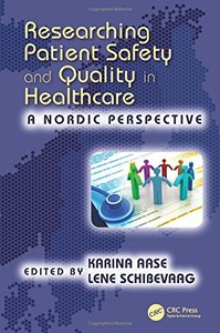 Researching Patient Safety and Quality in Healthcare-cover