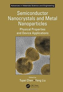 Semiconductor Nanocrystals and Metal Nanoparticles-cover