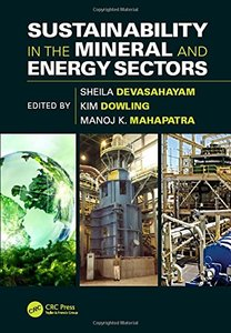 Sustainability in the Mineral and Energy Sectors-cover