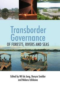 Transborder Governance of Forests, Rivers and Seas-cover