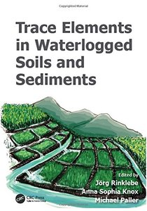 Trace Elements in Waterlogged Soils and Sediments-cover