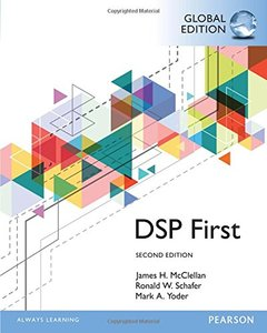 Digital Signal Processing First, 2/e (DSP First)(IE-Paerback)-cover