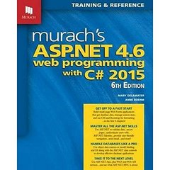 Murach's ASP.NET 4.6 Web Programming with C# 2015-cover