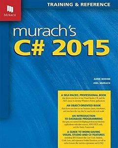 Murach's C# 2015-cover