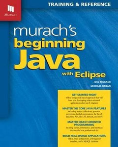 Murach's Beginning Java with Eclipse-cover