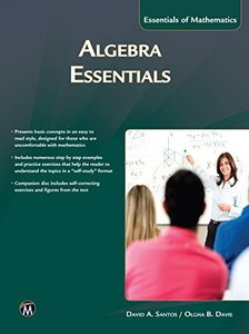 Algebra Essentials (MyMath Essentials)-cover