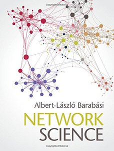 Network Science (Hardcover)-cover