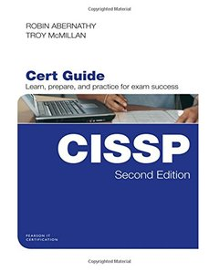 CISSP Cert Guide (2nd Edition)-cover