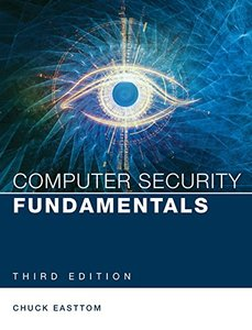 Computer Security Fundamentals (3rd Edition)(paperback)美國原版-cover