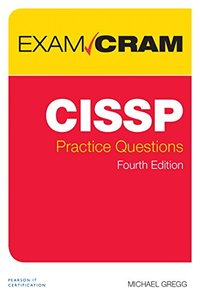 CISSP Practice Questions Exam Cram (4th Edition)-cover