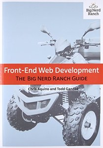 Front-End Web Development: The Big Nerd Ranch Guide-cover