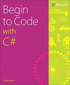 Begin to Code with C#-cover