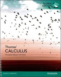 Thomas' Calculus in SI Units, 13/e (IE-Paperback)