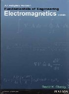 Fundamentals of Engineering Electromagnetics (An Adapted Version)-cover