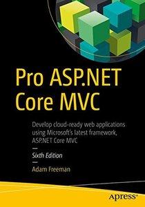 Pro ASP.NET Core MVC-cover