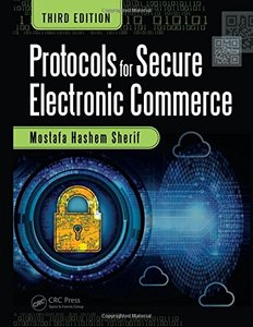 Protocols for Secure Electronic Commerce, Third Edition-cover
