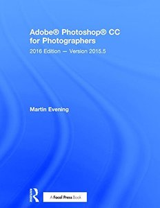 Adobe Photoshop CC for Photographers: 2016 Edition _ Version 2015.5-cover