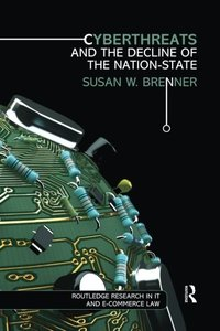 Cyberthreats and the Decline of the Nation-State-cover