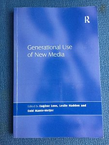 Generational Use of New Media-cover