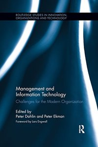 Management and Information Technology: Challenges for the Modern Organization-cover
