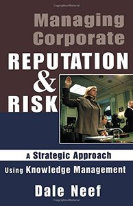 Managing Corporate Reputation and Risk-cover