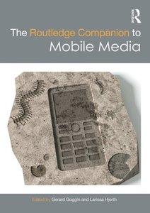 The Routledge Companion to Mobile Media-cover