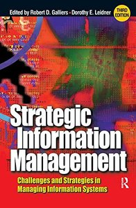 Strategic Information Management-cover