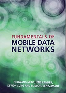 Fundamentals of Mobile Data Networks (Hardcover)-cover