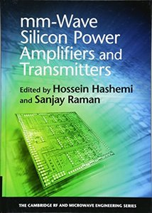 mm-Wave Silicon Power Amplifiers and Transmitters (Hardcover)-cover