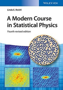 A Modern Course in Statistical Physics, 4/e (Paperback)-cover