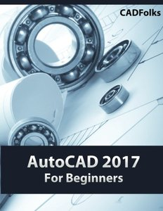 AutoCAD 2017 For Beginners-cover