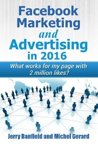 Facebook Marketing and Advertising in 2016: What works for my page with 2 million likes?-cover