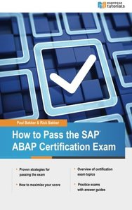 How to Pass the SAP ABAP Certification Exam-cover