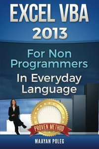 Excel VBA 2013: For Non-Programmers-cover