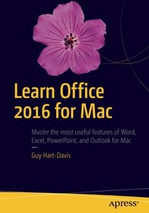 Learn Office 2016 for Mac-cover