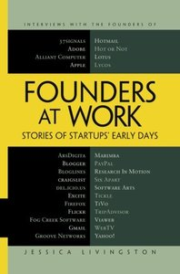 Founders at Work: Stories of Startups' Early Days-cover