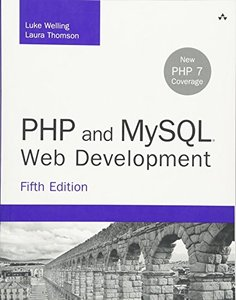 PHP and MySQL Web Development, 5/e (Paperback)-cover
