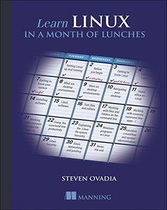 Learn Linux in a Month of Lunches-cover