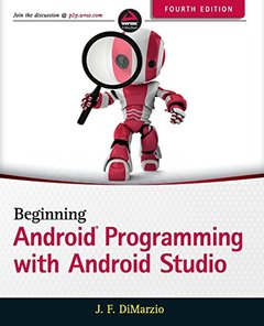 Beginning Android Programming with Android Studio-cover