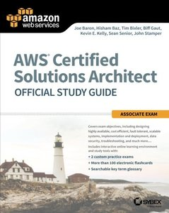 AWS Certified Solutions Architect Official Study Guide: Associate Exam-cover