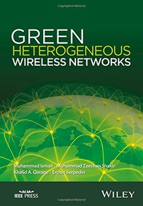 Green Heterogeneous Wireless Networks (Hardcover)-cover
