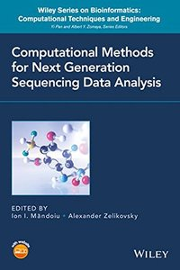 Computational Methods for Next Generation Sequencing Data Analysis (Hardcover)-cover