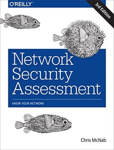Network Security Assessment: Know Your Network 3/e-cover