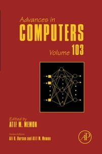 Advances in Computers, Volume 103-cover