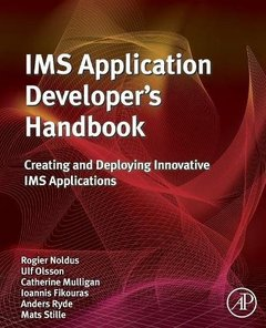 IMS Application Developer's Handbook: Creating and Deploying Innovative IMS Applications-cover