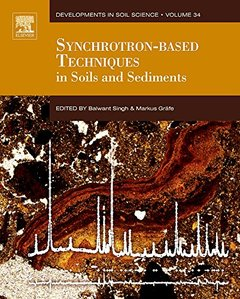 Synchrotron-based Techniques in Soils and Sediments, Volume V34-cover