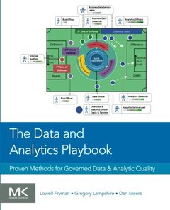 The Data and Analytics Playbook: Proven Methods for Governed Data and Analytic Quality-cover