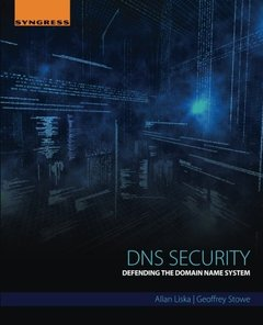 DNS Security: Defending the Domain Name System-cover