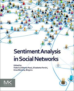 Sentiment Analysis in Social Networks-cover