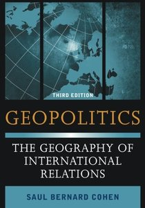 Geopolitics: The Geography of International Relations (3RD ed.)-cover
